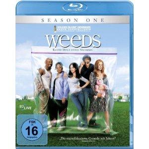 [AMAZON] Tipp! Weeds – Season 1 [Blu-Ray] für nur 9,91 Euro inkl. Versand (Vergleich 18,-)