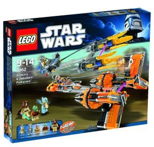 [AMAZON.IT] LEGO Star Wars 7962 – Anakins & Sebulba's Podracers für nur 56,16 Euro inkl. Versand
