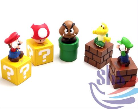 Ebay chinagadget lesermeldung 5 verschiedene super for Figuren fur den vorgarten