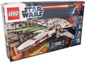 [EBAY.DE] Lego Star Wars X-wing Starfighter (9493) für nur 49,99 Euro inkl. Versandkosten