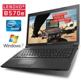 [NOTEBOOKSBILLIGER.DE] Kracher ab 10:00 Uhr: 15,6″ Notebook Lenovo Essential B570e mit Intel B820 Dualcore, 2GB Ram und Windows 7 für nur 249,- Euro!