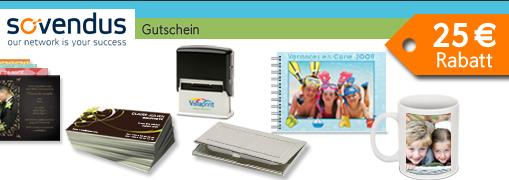 [VISTAPRINT] Gratis-Knaller! USB-Sticks, Taschenrechner und noch viel mehr Kleinzeug im Wert bis 25- Euro vollkommen gratis bestellen!