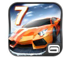 [GRATIS APP] iOS: Asphalt 7: Heat aktuell kostenlos für iPhone und iPad