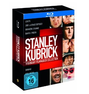 Stanley Kubrick Collection [Blu-ray] für nur 14,97 Euro inkl. Primeversand