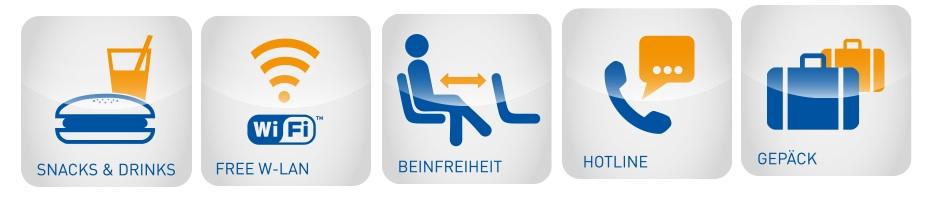 Flixbus Icons