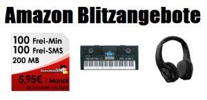 [AMAZON] Blitzangebot! Die Amazon Blitzangebote vom 15. Februar 2013 ab 18:00 Uhr!