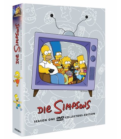 Simpsons Staffeln 1 bis 15 je nur 9,97 Euro bei Amazon
