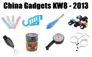 [CHINA GADGETS] Die besten ChinaGadgets und China-Schnäppchen aus KW 08/2013