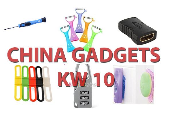 [CHINA GADGETS] Die besten ChinaGadgets und China-Schnäppchen aus KW 10/2013