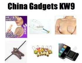 [CHINA GADGETS] Die besten ChinaGadgets und China-Schnäppchen aus KW 09/2013