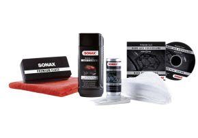 [EBAY.DE] SONAX 226941 PremiumClass NanoLackVersiegelung Set mit DVD für nur 29,- Euro (Preisvergleich: 39,64 Euro)