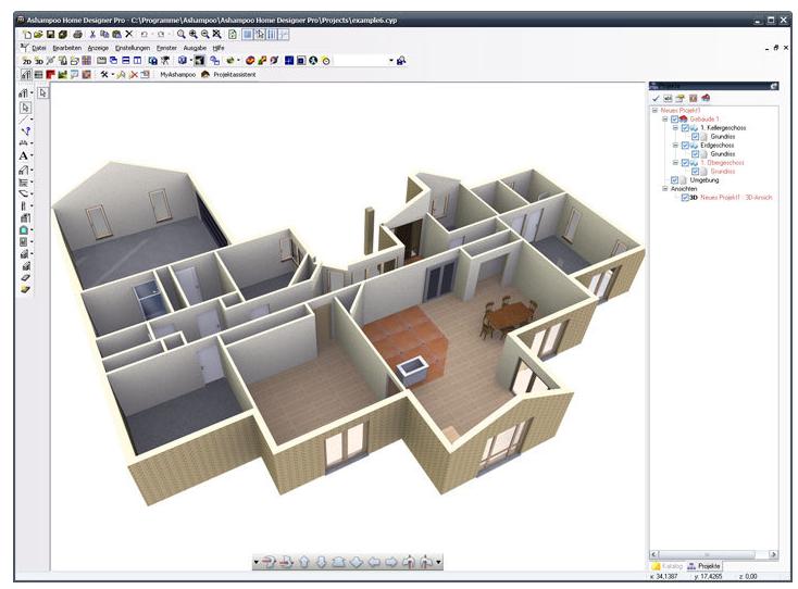 [CHIP.DE] Vollversion: Ashampoo Home Designer Pro diese Wochenende komplett kostenlos downloaden!