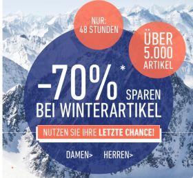 [DRESS-FOR-LESS] 70% Rabatt auf Winterartikel + 10,- Euro Newslettergutschein + Versandkostenfrei ab 100,- Euro!