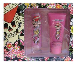 [AMAZON BLITZANGEBOT] Ed Hardy Women Gift Set mit 30ml  Eau de Parfum 30ml und 90ml Showergel für nur 14,99 Euro!