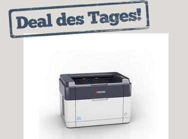 [NOTEBOOKSBILLIGER.DE] Ab 12:00 Uhr! Kyocera FS-1041 Monolaserdrucker als Deal des Tages für nur 49,- Euro inkl. Versand!