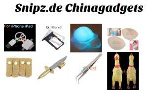 [CHINA GADGETS] Die besten ChinaGadgets und China-Schnäppchen aus KW 14/2013