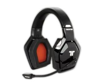 [AMAZON BLITZANGEBOT] Ab 14:00 Uhr: Headset Tritton Warhead 7.1 Dolby Wireless Surround für nur 168,97 Euro inkl. Versand!