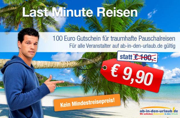 100 euro gutschein ab in den urlaub nicht ausgezahlt