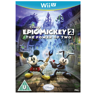 [ZAVVI.COM] Disney's Epic Mickey: Die Macht der 2 für Nintendo Wii U für umgerechnet nur 16,35 Euro inkl. Versand!