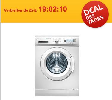 [OTTO DEAL DES TAGES] Amica Waschmaschine WA 14242 W, A+, 6kg, 1400 Touren für nur 236,- Euro inkl. Versand mit Neukundengutschein!