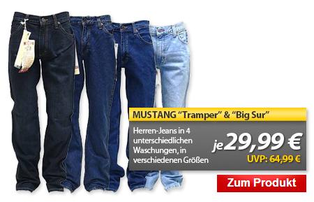 Mustang jeans herren modelle