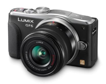 [AMAZON.UK] Panasonic DMC-GF6KEB-K Lumix Systemkamera für umgerechnet nur 421,87 Euro inkl. Versand!