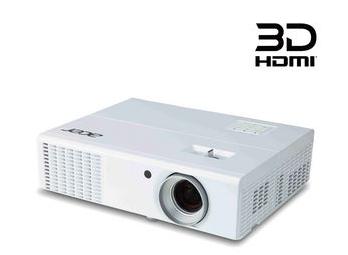 [NOTEBOOKSBILLIGER.DE] 3D-Fähiger DLP-Beamer Acer H5370BD für nur 419,90 Euro inkl. Versand!