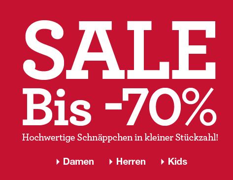 [LANDSEND.DE] Sale mit bis zu 70% Rabatt + 20,- Euro Gutscheincode mit 80,- Euro Mindestbestellwert!