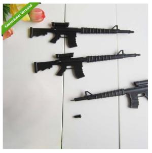 [GADGETWELT.DE] Feuer frei! 5 Kugelschreiber im Maschinengewehr-Design für zusammen nur 1,34 Euro inkl. Versand!