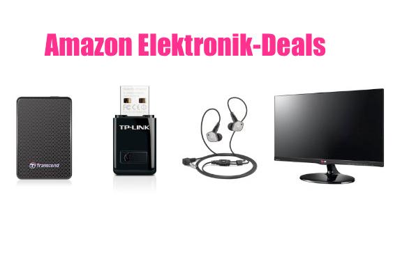 [AMAZON] Heute neu! Die Amazon Wochendeals aus dem Bereich Elektronik, Foto & Computer – 18. November 2013