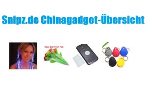 [CHINA GADGETS] Die besten ChinaGadgets und China-Schnäppchen aus KW 47/2013