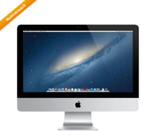 [EBAY.DE]  Apple iMac MD093D/A – 21,5 Zoll Desktop-PC mit Intel Core i5, 2,7GHz und 8GB RAM als refurbished Gerät für nur 999,- Euro!