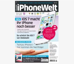 [GRATIS DOWNLOAD] 6 Ausgaben der Zeitschrift iPhoneWelt als PDF zum kostenlosen Download!