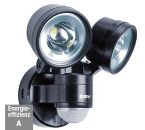 [PLUS.DE] Aussenleuchte: GEV LED-Strahler 230 V LLL 14718 für nur 39,90 Euro inkl. Versand oder 2 Stück für nur 59,90 Euro inkl. Versand!