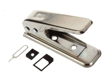 [GADGETWELT.DE] Stabiler Nano-Simkarten-Cutter für nur 2,- Euro inkl. Versand auch China!
