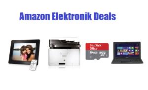 [AMAZON] Bis morgen! Die Amazon Wochendeals aus dem Bereich Elektronik, Foto & Computer ab 9. Dezember 2013