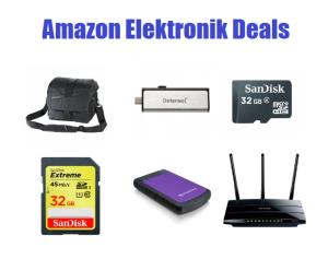 [AMAZON] Noch 2 Stunden! Die Amazon Wochendeals aus dem Bereich Elektronik, Foto & Computer ab 16. Dezember 2013