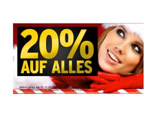 [ATU.DE] Nur heute 20% Rabatt auf Alles im ATU Onlineshop + 5,- Euro Newslettergutschein und versandkostenfreie Lieferung ab 50,- Euro!