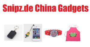 [CHINA GADGETS] Die besten ChinaGadgets und China-Schnäppchen aus KW 48/2013