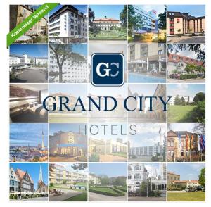 [EBAY WOW!] Gutschein für 2 Übernachtungen mit Frühstück für 2 Personen in einem von 27 Grand City Hotels nach Wahl für nur 99,- Euro!