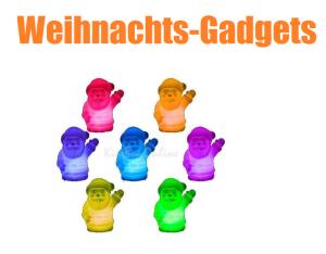 [WEIHNACHTSGADGETS BEI EBAY] LED Lampen in verschiedenen Farben und Formen schon ab 0,81 Euro inkl. Versand
