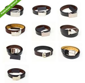 [EBAY WOW!] 10 verschiedene Calvin Klein CK Herren Ledergürtel für je nur 29,90 Euro inkl. Versandkosten!