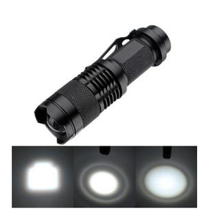 Gadgetwelt! Superhelle Cree Q5 LET-Taschenlampe aus Alu für nur 2,32 Euro inkl. Versand!