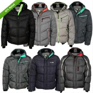 [EBAY WOW!] Viele verschiedene Winterjacken für Herren für je nur 34,90 Euro inkl. Versandkosten!
