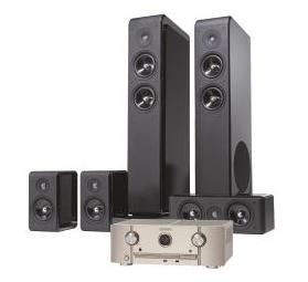 [CYBERPORT CYBERSALE] Nur heute: Marantz SR5007/N1SG 7.2 AV-Receiver und Audio Pro Avanto 5.0 System für nur 699,- Euro inkl. Versand!