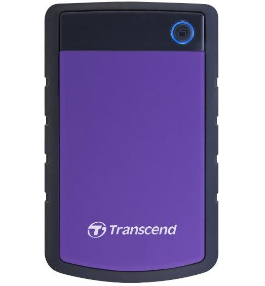 [AMAZON] Speicherdeal! Externe 2,5″ Festplatte Transcend TS2TSJ25H3P StoreJet H3P mit 2TB Speicher und USB 3.0 für nur 99,90 Euro inkl. Versand!