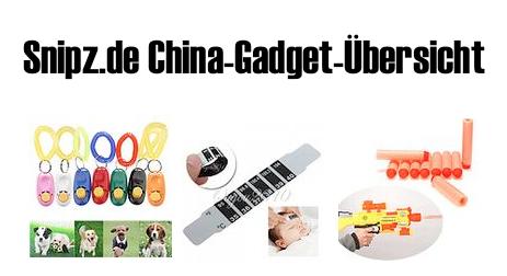 [CHINA GADGETS] Die besten ChinaGadgets und China-Schnäppchen aus KW 11/2014