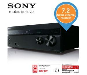 [iBOOD.DE] Sony 7.2 AV-Receiver STR-DN840 für nur 245,90 Euro inkl. Versandkosten!