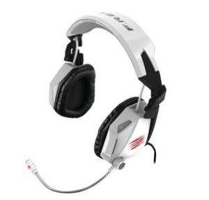 [NOTEBOOKSBILLIGER] MadCatz Cyborg F.R.E.Q. 5 Headset in weiss für nur 59,90 Euro inkl. Versandkosten!