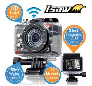 [iBOOD] Isaw Extreme: Full-HD-Action-Kamera für nur 225,90 Euro inkl. Versandkosten!